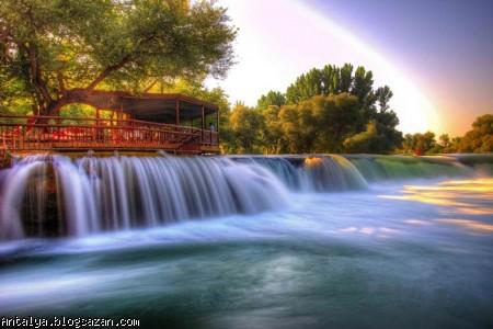 آبشارهای ماناوگات,گردشگری آنتالیا,جاذبه های گردشگری آنتالیا