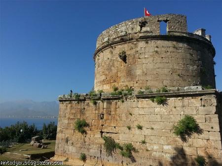 قلعه رومیان,گردشگری آنتالیا,سفر به آنتالیا
