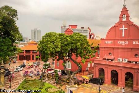 سفر به مالاکا,گردشگری مالزی,شهر تاریخی مالاکا
