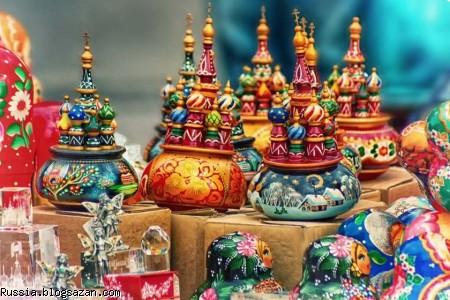 بازار سوغاتی,سوغات سن پترزبورگ,پردشگری روسیه