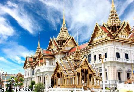کاخ پادشاهی بانکوک، تایلند