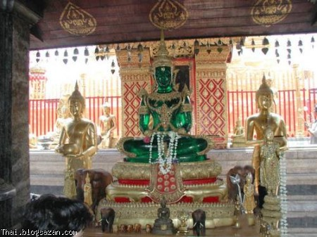 بودای زمردین بانکوک، تایلند