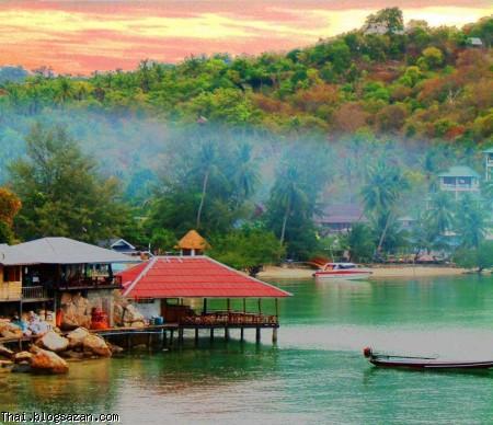 کوه تائو,گردشگری تایلند