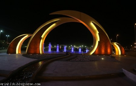 گردشگری کیش,جزیره کیش,پارک شهر