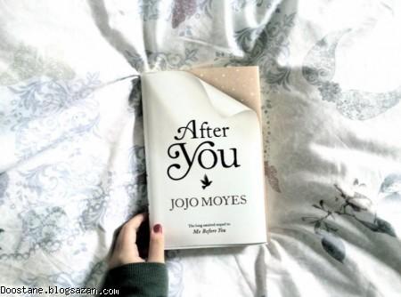 رمان پس از تو,جوجو مویز,مریم مغتاحی