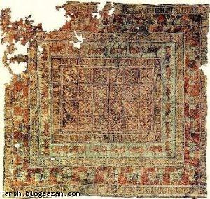 فرش ایران,فرش دستباف ایران,فرش پازیریک