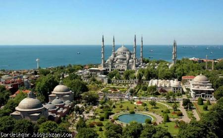 تعطیلات ترکیه