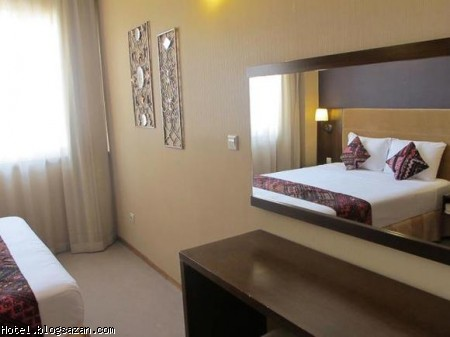 رزرو هتل در مشهد,هتل فردوس مشهد