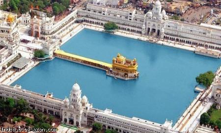قصر طلایی هند,جاذبه های گردشگری هند