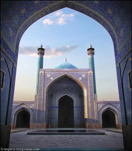 مسجد امام اصفهان,میدان نقش جهان,گردشگری اصفهان