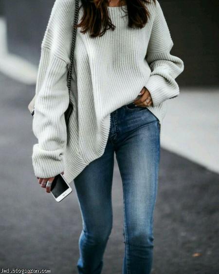 کت اورسایز,oversize coat,مد و فشن