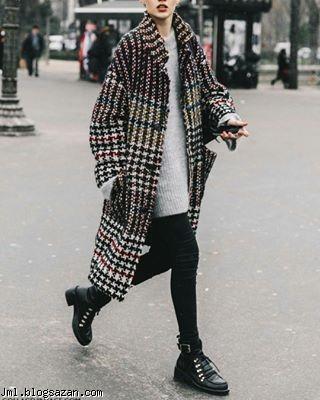 اورسایز,oversizr coat,مد و فشن