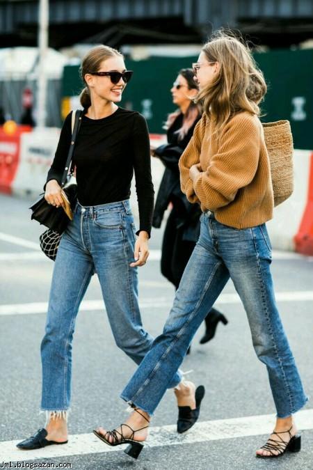 شلوار جین,نکاتی درباره مد و پوشش,مد و فشن