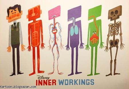 انیمیشن فعالیتهای درونی – Inner Workings