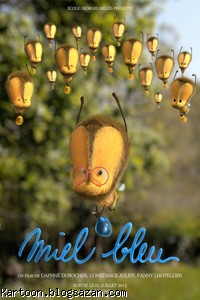 انیمیشن کوتاه عسل آبی - Blue honey