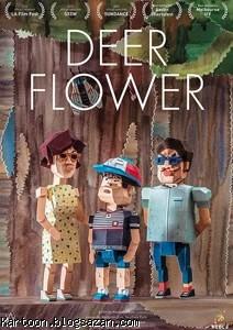 انیمیشن کوتاه گل گوزن - Deer Flower