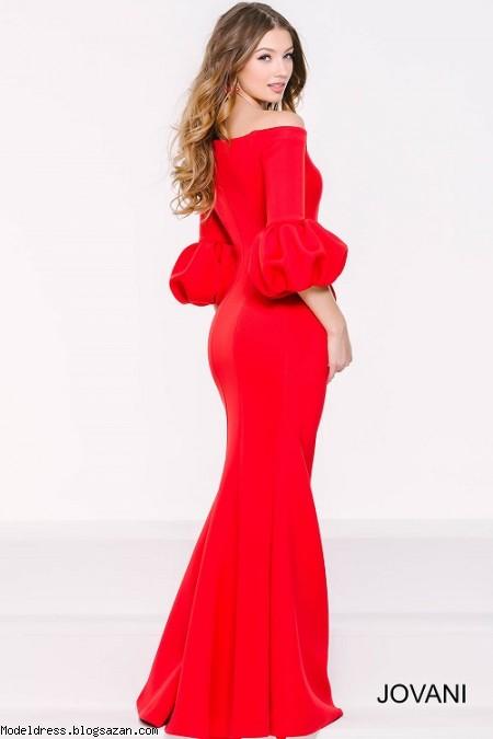 مدل لباس مجلسی ژوانی 2019