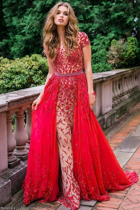 لباس شب ژوانی jovani