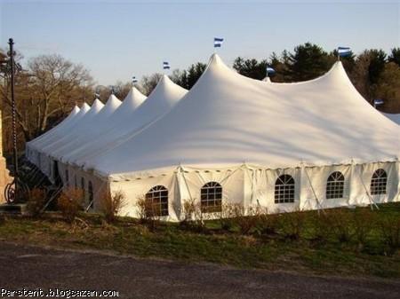 سالن چادری