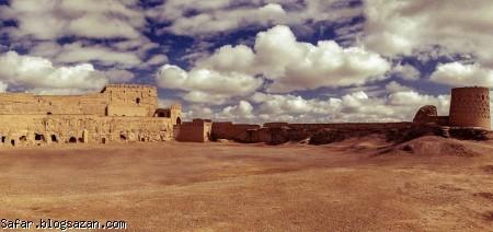 نارین قلعه میبد,گردشگری یزد
