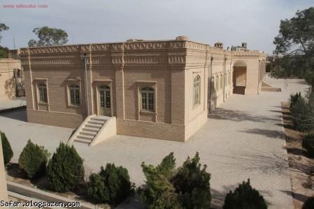 موزه تاریخ و فرهنگ زرتشتیان,آشنایی با جاذبه های گردشگری یزد,گردشگری یزد