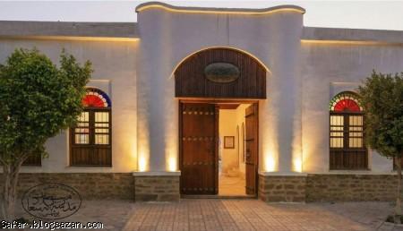 جاذبه های گردشگری بوشهر,گردشگری بوشهر,بوشهر,مدرسه سعادت