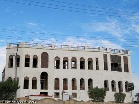 گردشگری بوشهر,عمارت حاج رئیس بوشهر