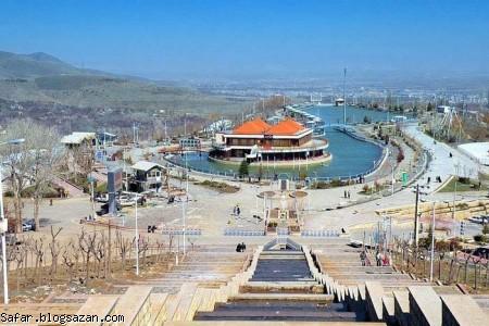 تپه عباس آباد,جاهای دیدنی همدان,همدان