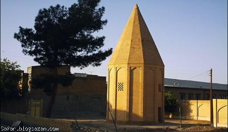 برج قربان,گردشگری همدان,جاهای دیدنی همدان