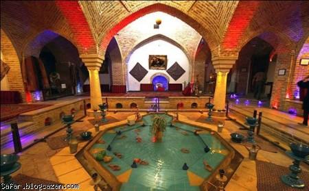 حمام قلعه همدان,حمام قلعه,گردشگری همدان,همدان,جاهای دیدنی همدان