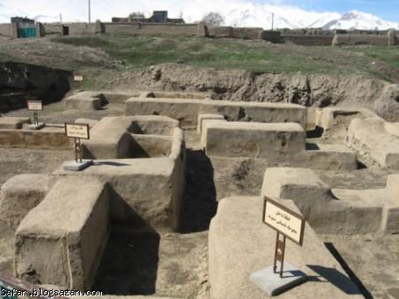 تپه باستانی هگمتانه,گردشگری همدان,جاهای دیدنی همدان