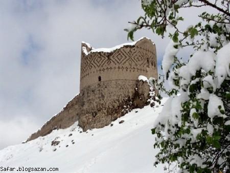 کهنه قلعه,اردبیل,گردشگری اردبیل,مشگین شهر