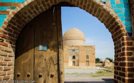 مقبره شیخ امین الدین جبرائیل,گردشگری اردبیل,اردبیل