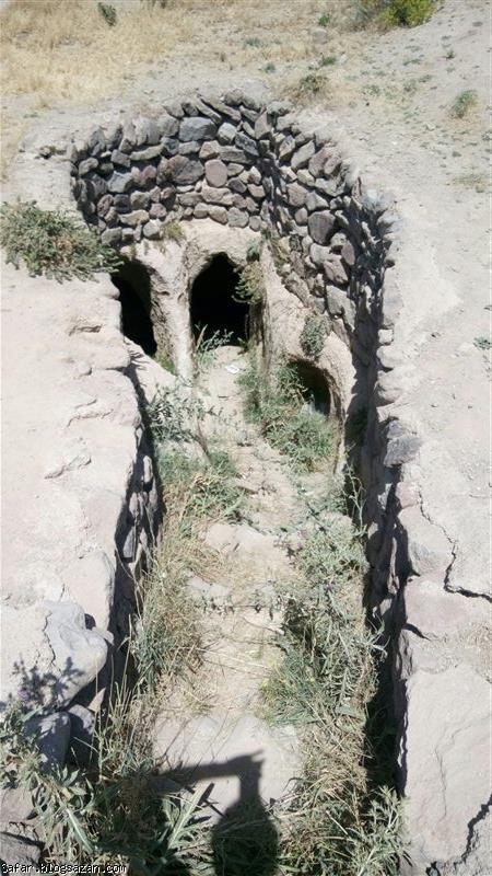 تپه باستانی آناهیتا,معبد آناهیتا, آتشکده آذرفریق,گردشگری اردبیل,اردبیل