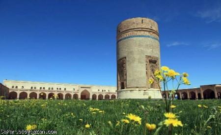 مقبره شیخ حیدر,گردشگری اردبیل,اردبیل
