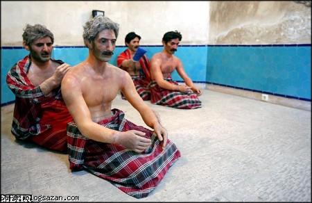 موزه مردمشناسی اردبیل,حمام آقانقی,گردشگری اردبیل,اردبیل