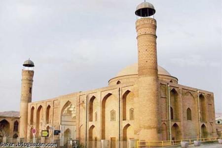 مسجد صاحب الامر، یکی از مساجد قدیمی و کهن شهر تبریز بهشمار می رود.