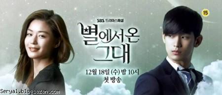 You Who Came From the Stars,سریال کره ای تو از ستاره ها اومدی