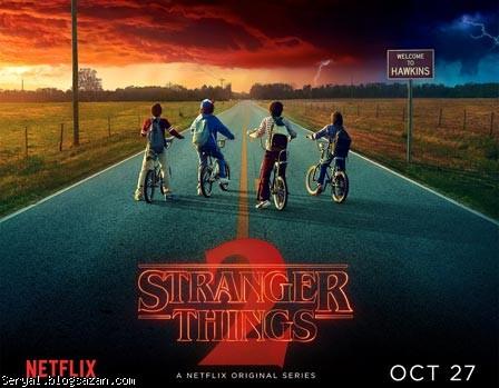 سریال Stranger Things,سریال چیزهای عجیب,ژانر ترسناک