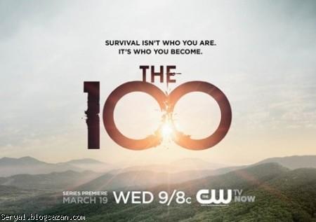 The 100,سریال علمی تخیلی