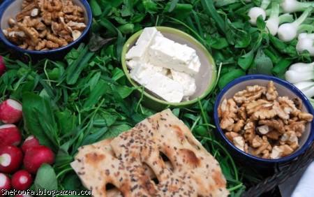 نان و پنیر و گردو,گردو,پنیر و گردو,فسفر