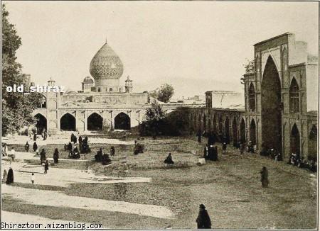 شاهچراغ,شیراز قدیم