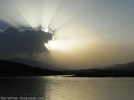 سدتنگاب فارس,فیروزآباد