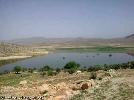 سد تنگاب فارس,فیروزآباد