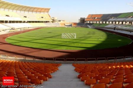 ورزشگاه شیراز,ورزشگاه پارس شیراز,ورزشگاه