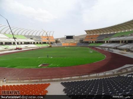 ورزشگاه شیراز,ورزشگاه پارس شیراز,ورزشگاه شیراز