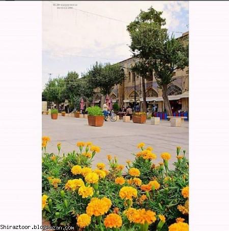 گردشگری شیراز,جاذبه های گردشگری شیراز,شیراز