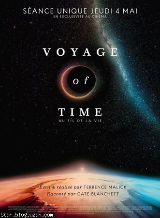 مستند Voyage Of Time Lifes Journey 2016
