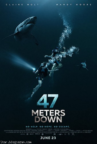 فیلم Forty Seven Meters Down 2017