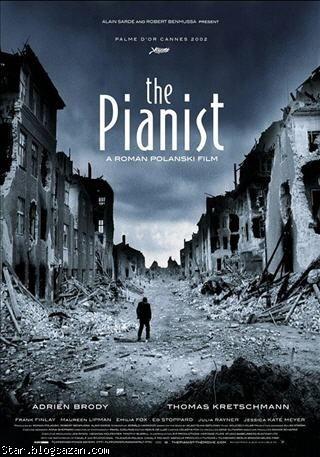 The pianist,پیانیست,فیلم پیانیست,اسکار